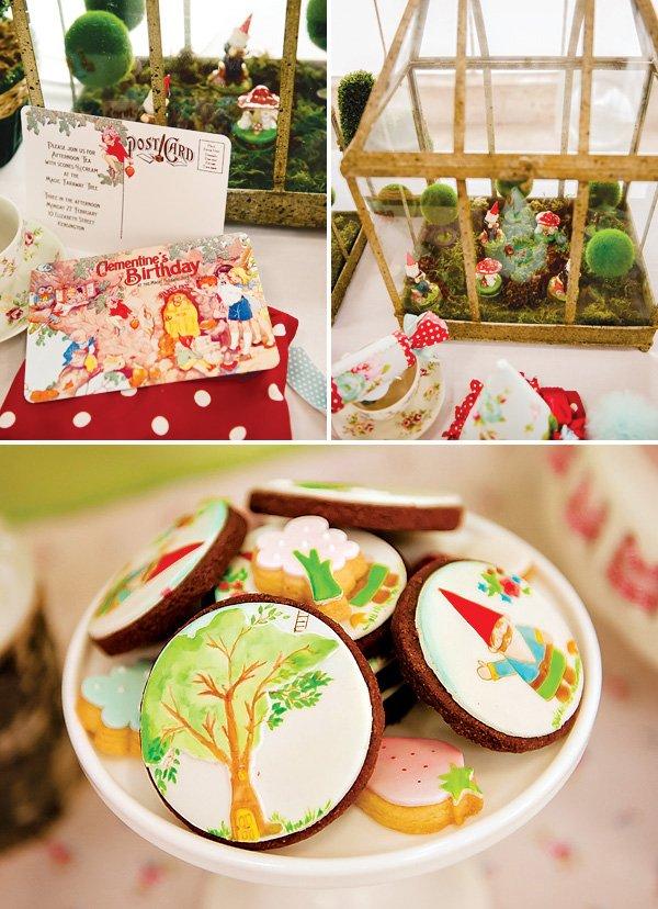 magic faraway tree party invitation