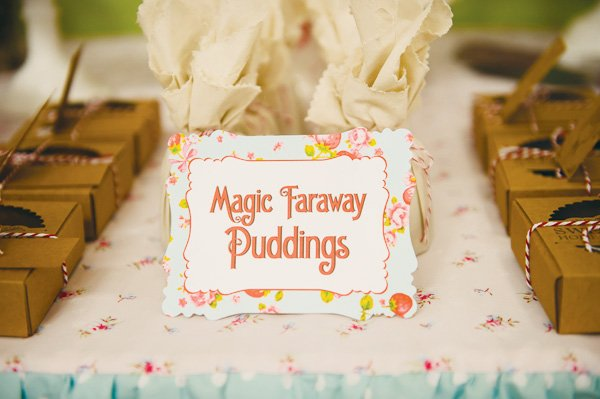 magic faraway tree party pudding
