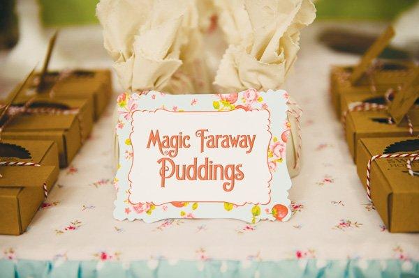 magic faraway tree party pudding