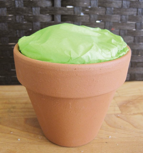 marshmallow mother's day tutorial flower pot final