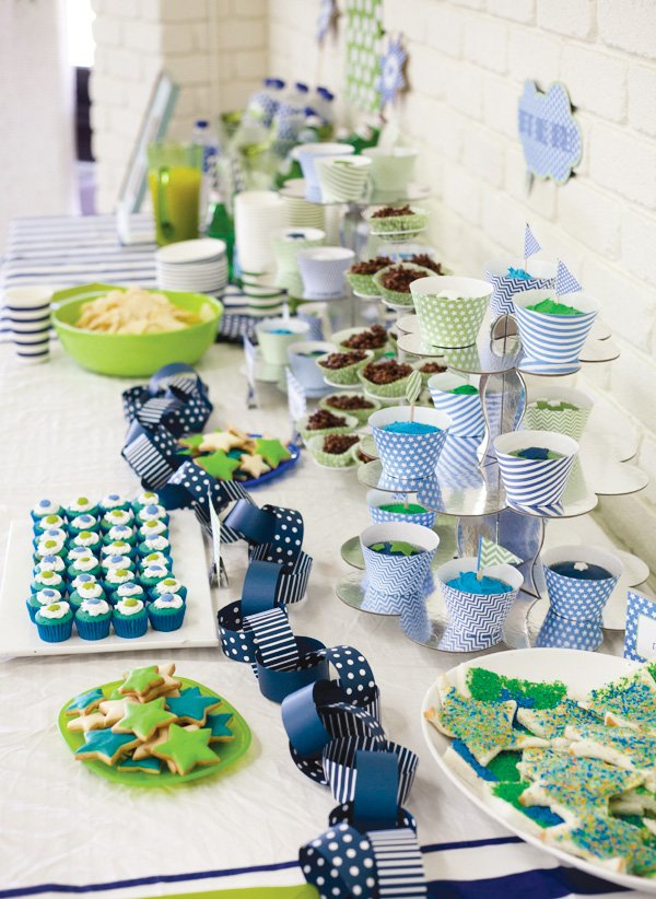 modern toy story birthday party