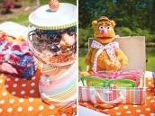 muppet fozzi bear joke shop decorated with washi tape