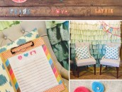 peace and love baby shower theme ideas and decorations