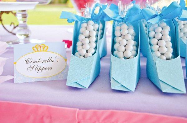 disney princess birthday party cinderella slippers
