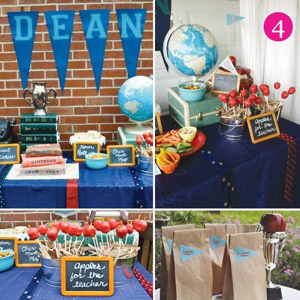 school apple smart birthday party