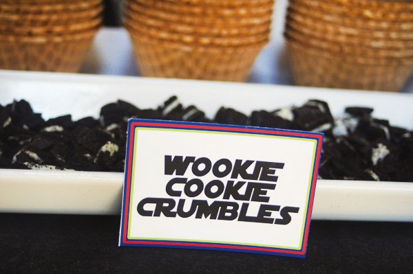 star wars lego party wookie cookie crumbles
