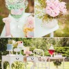 whimsical vintage first birthday party
