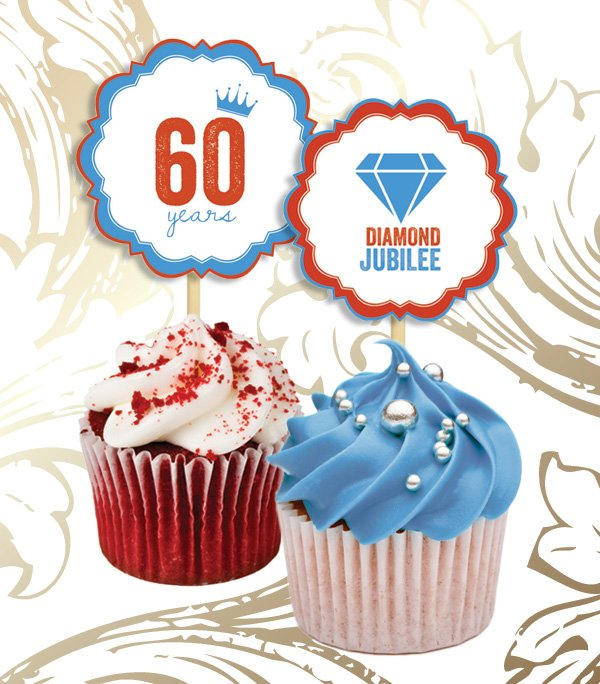 diamond jubilee free printables