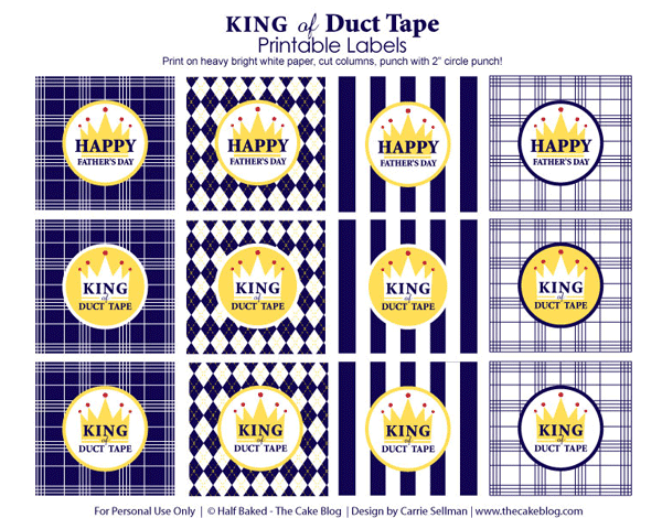 king of fuct tape free printables labels
