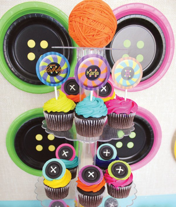 lalaloopsy party on a budget with printable cupcake toppers
