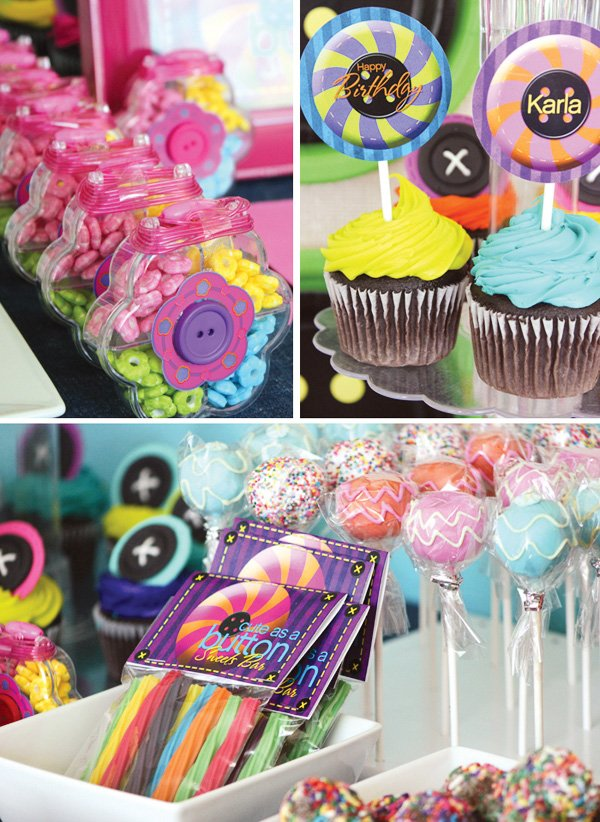 lalaloopsy party diy decor