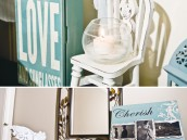 all you need is love bridal shower decorations