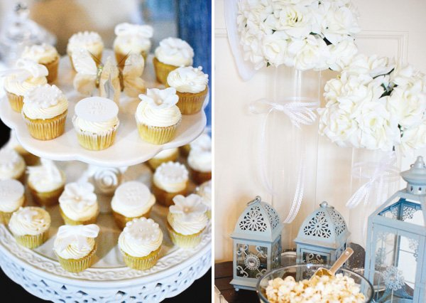 all you need is love bridal shower dessert