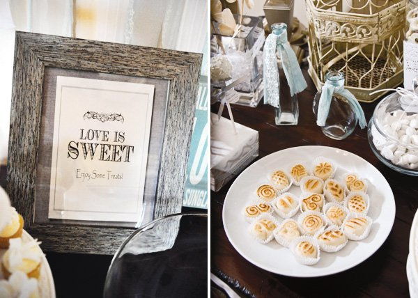 all you need is love bridal shower love is sweet treats