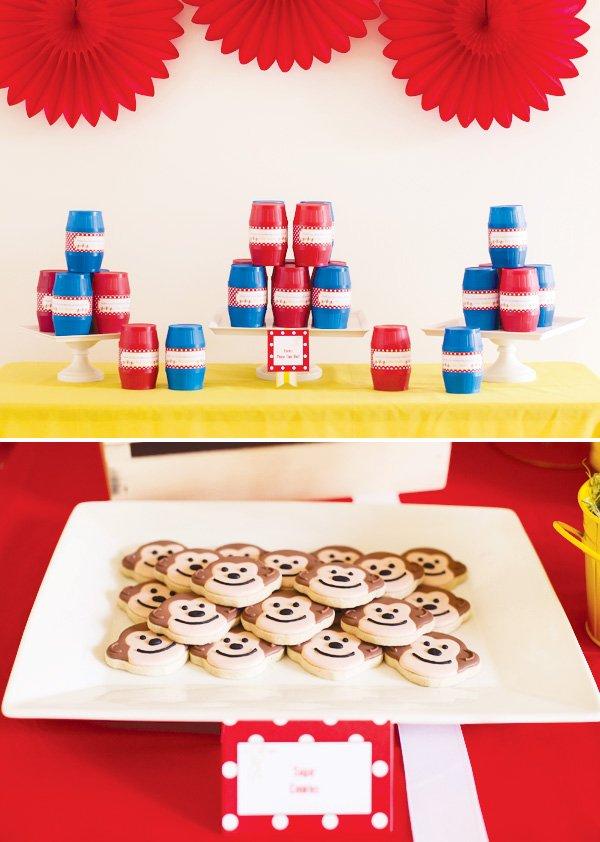 monkey sugar cookies