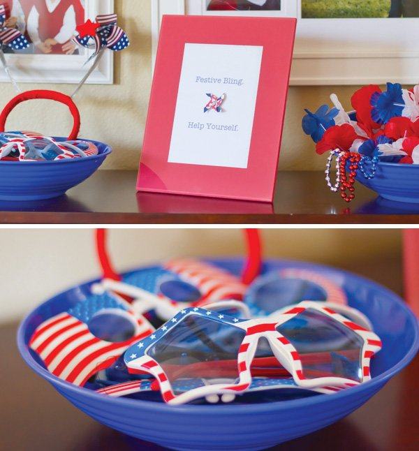 patriotic pinwheels festive usa bling