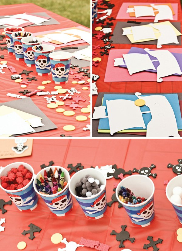 pirate party activity