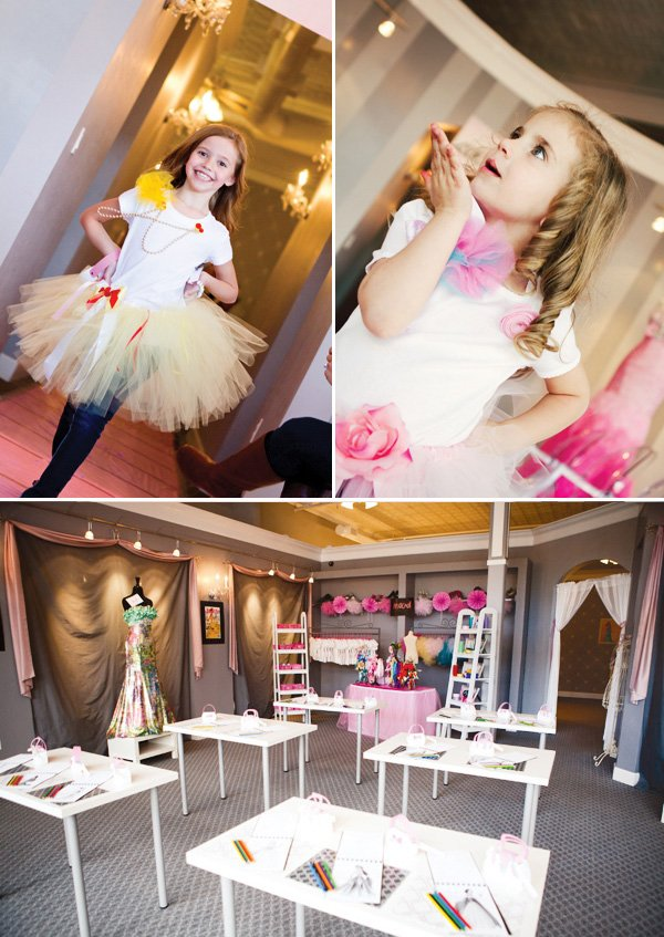 project runway princess fashion party part 1
