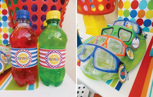 school's out for summer pool party ideas