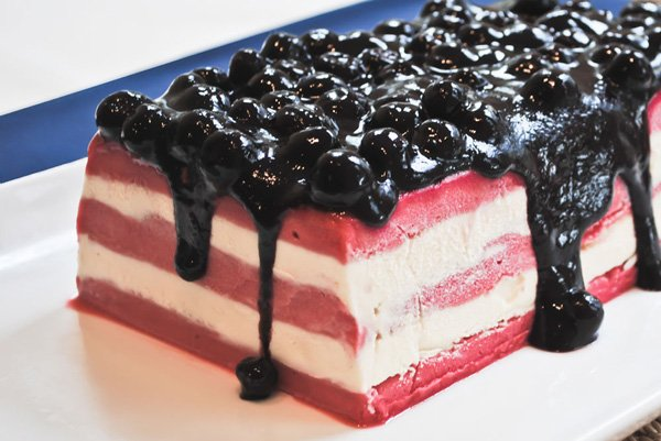 july 4th ice cream flag cake recipe