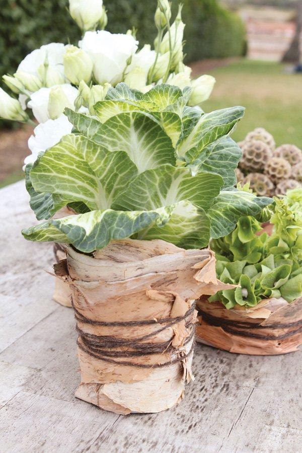 Diy Tutorial Rustic Natural Wedding Centerpiece Idea