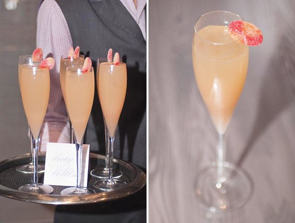 baby shower bellini