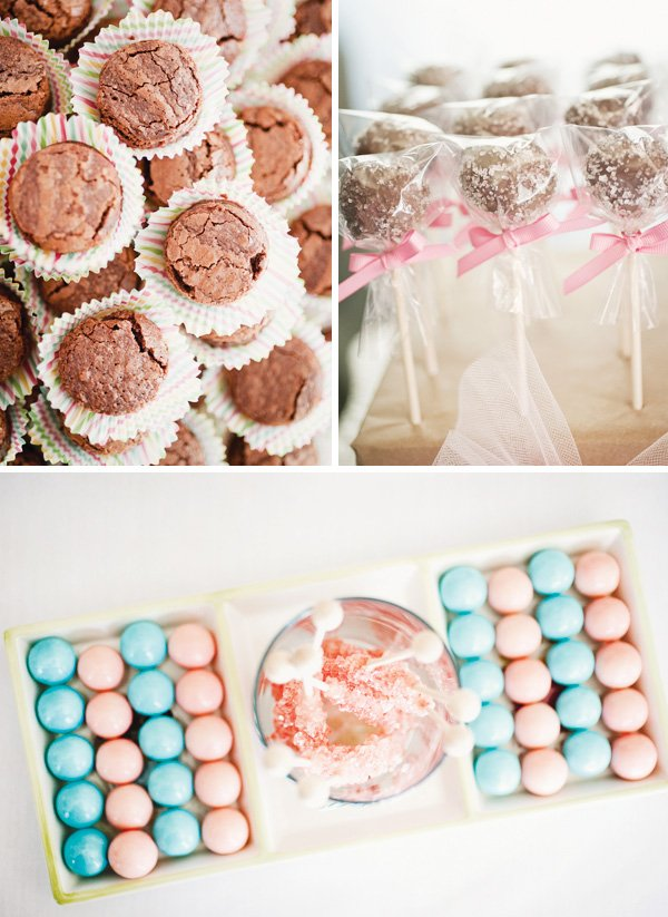 birthday party sweets