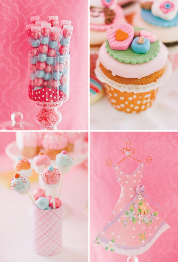 cupcake cake pops and baking cupcake toppers