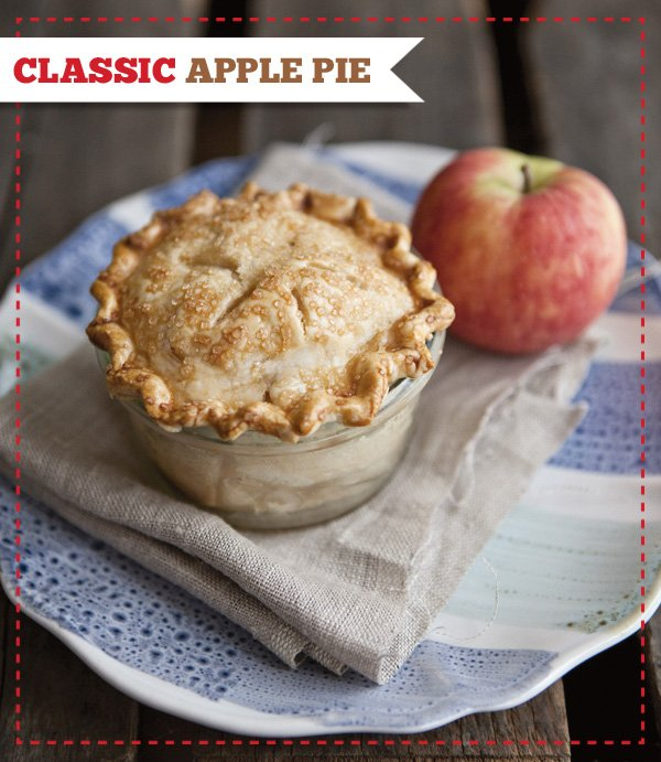 desserts in jars book review apple pie