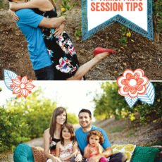 family photo sessions tips for an anthropologie style tea party photo shoot