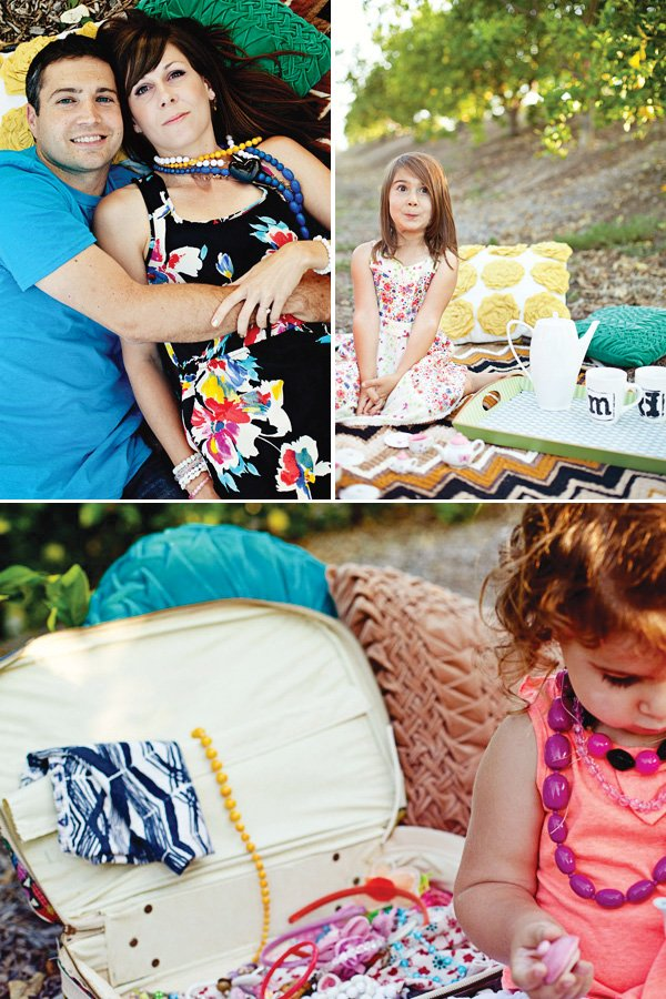 Diy Family Photo Display Click On Image To See More Home: Anthropologie Style Photo Shoot + Tips For A DIY Family