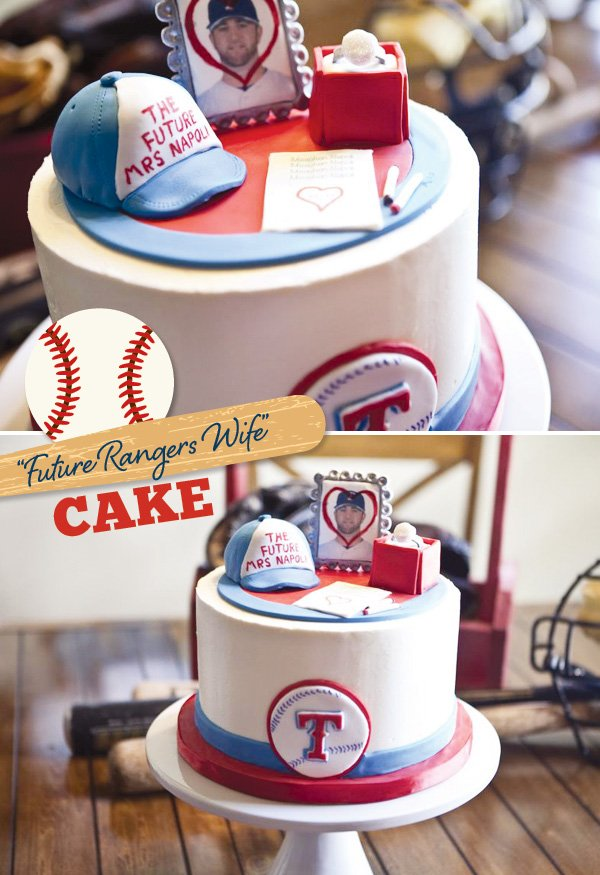 future rangers wife cake