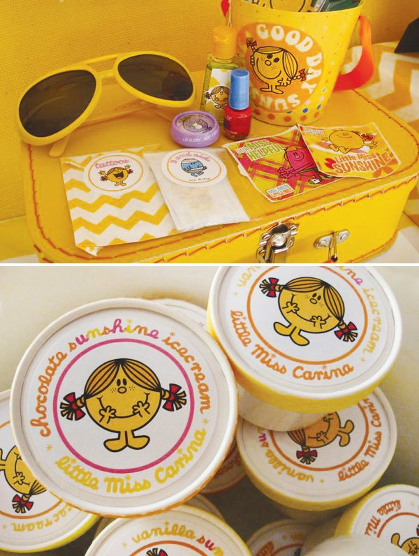 little miss sunshine ice cream printables