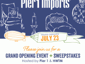 Pier 1 - Goleta Store Grand Opening with HWTM