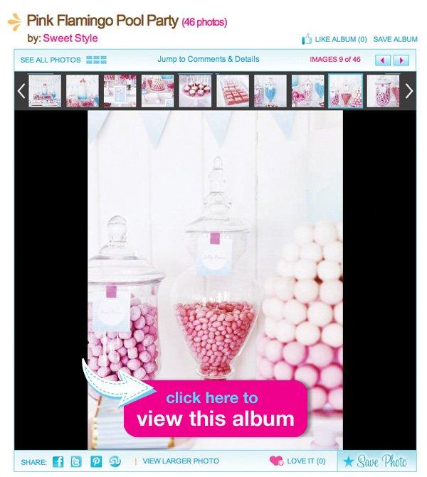 pink flamingo album
