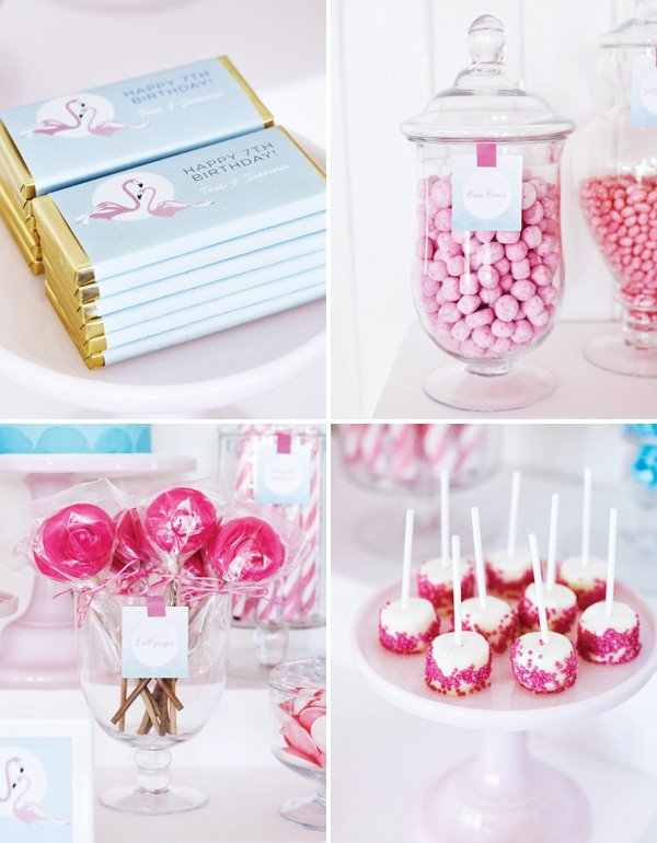 retro pink candy bar