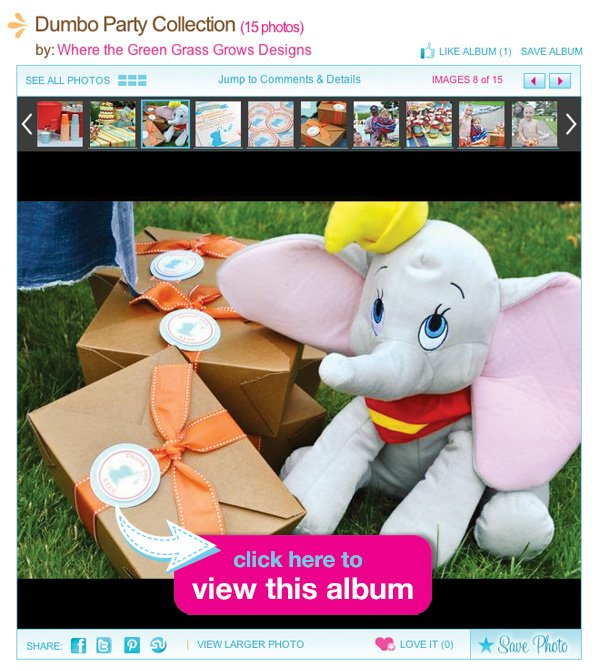 Dumbo photo album