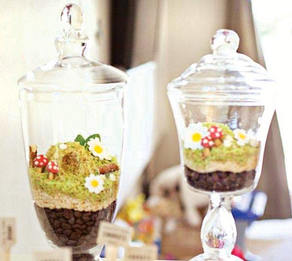 cute edible geraniums