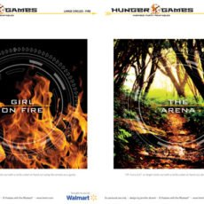 hunger games girl on fire printables