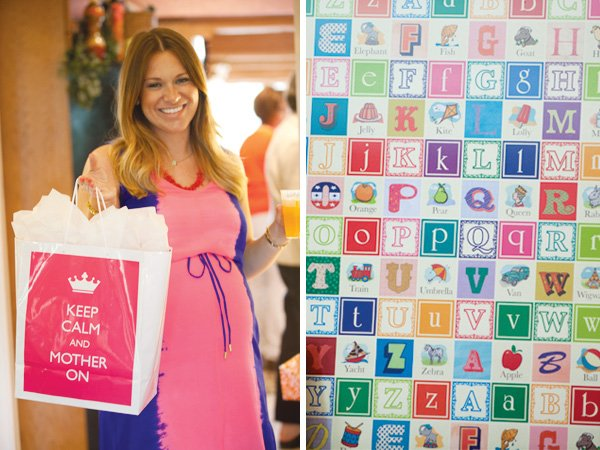 abc baby shower