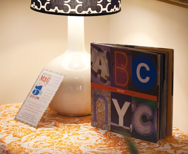 abc nyc baby shower book