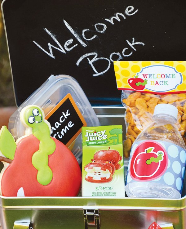 back to school lunchbox snacks