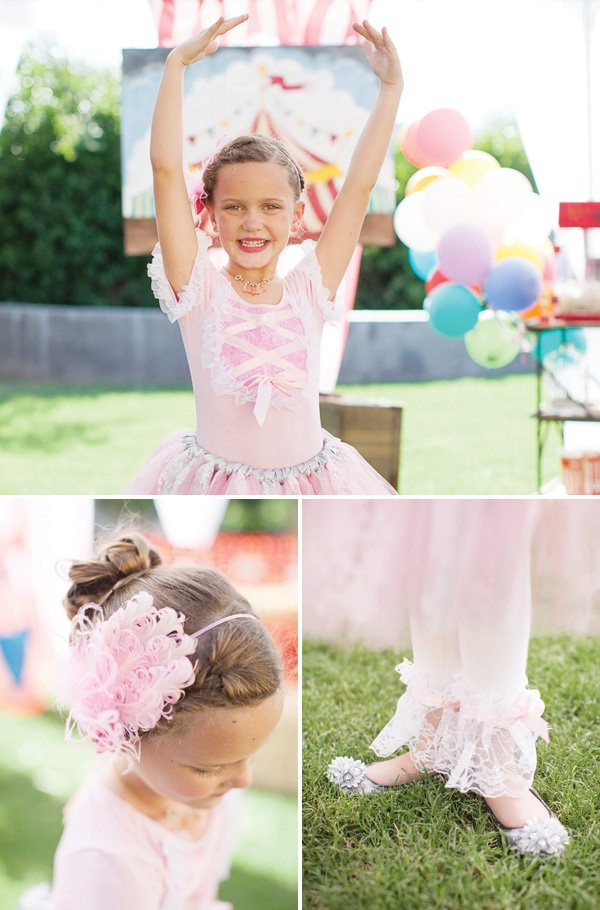 pink ballerina halloween costume