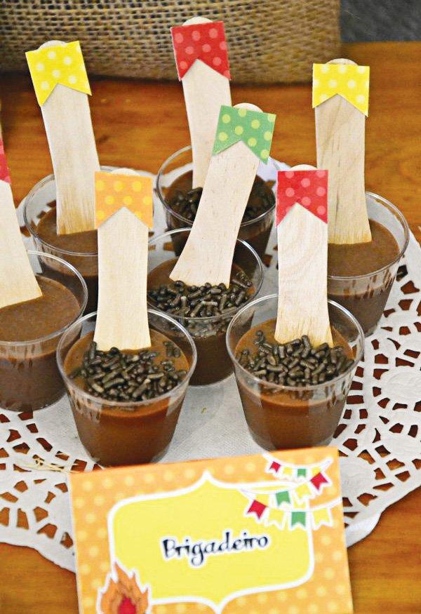 brigadeiro desserts