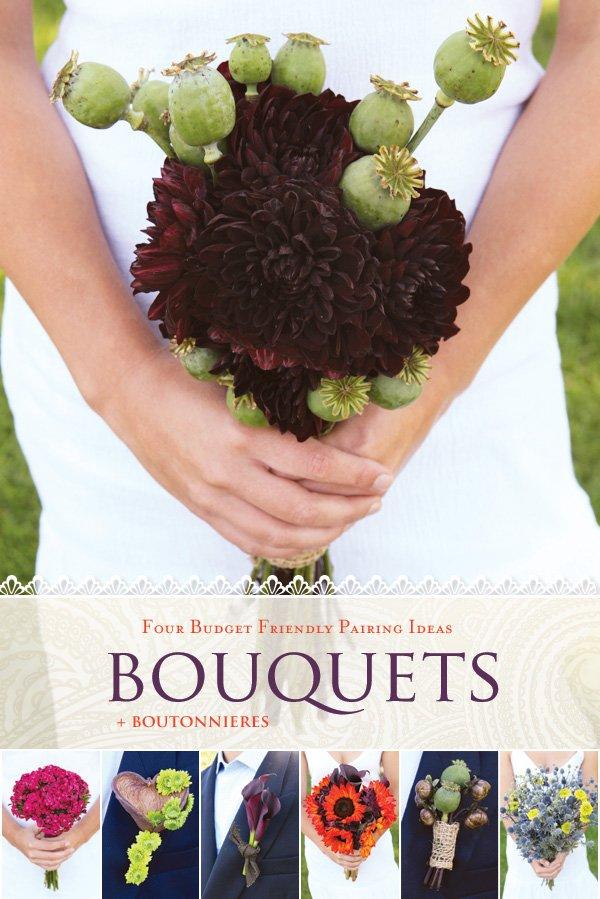 budget friendly bouquet ideas
