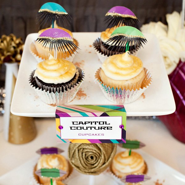 capitol couture cupcakes
