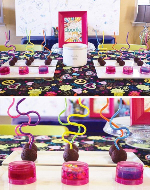 cake pop bar