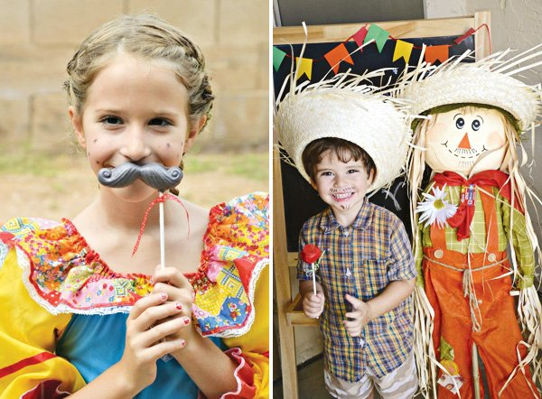 festa junina costume