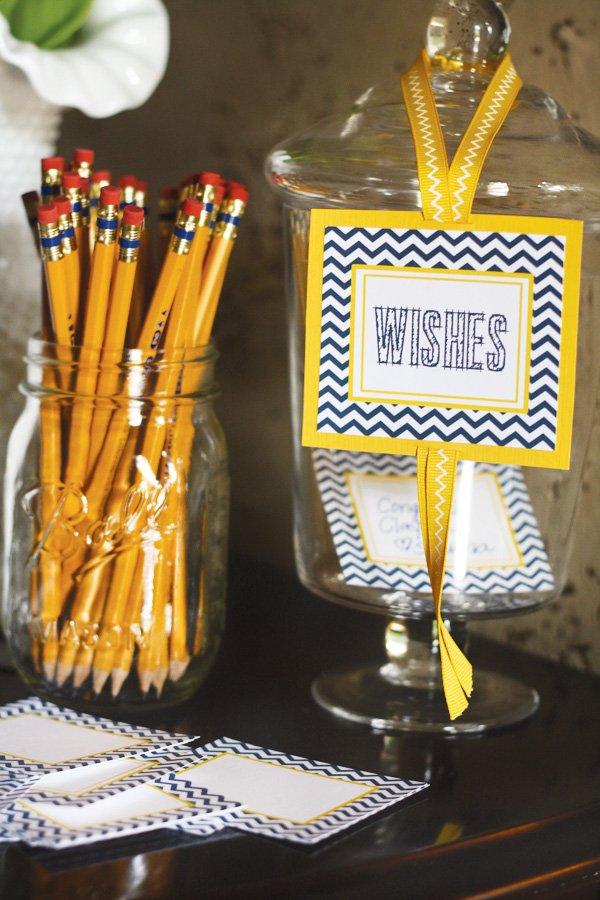 graduation wishes jar