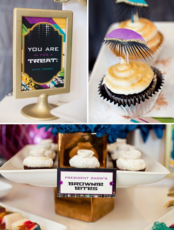 hunger games capitol inspired desserts